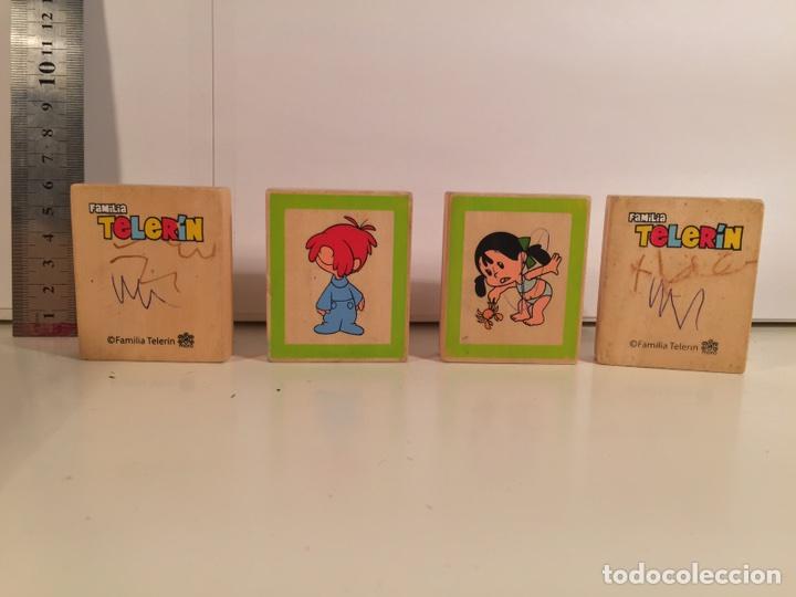 Juguetes antiguos y Juegos de colección: Juego memory familia telerin - Foto 3 - 96982063