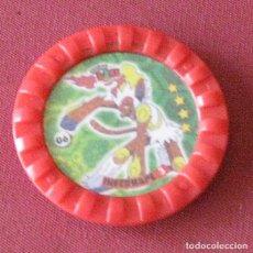 Juguetes antiguos y Juegos de colección: POKEMON ROKS - TAZO - TAZOS - Nº 06 INFERNAPE 3. Lote 97108227