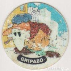 Giocattoli antichi e Giochi di collezione: COLECCIÓN TAZOS MATUTANO THE MATUTAZO COLLECTION TAZO CAPS POGS 31 GRIPAZO GOGO DODO 1 PUNTO. Lote 97849339
