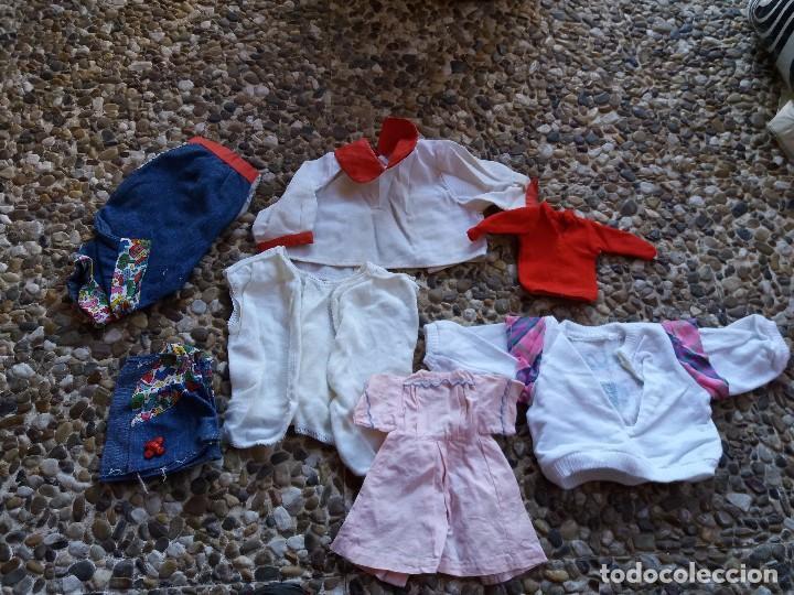 Juguetes antiguos y Juegos de colección: ropa de muñecos antiguos - Foto 7 - 97979163
