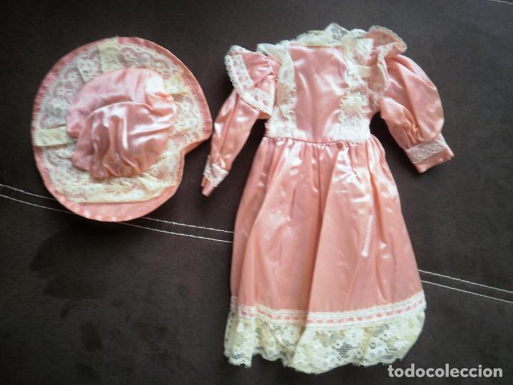 VESTIDO (Juguetes - Vestidos y Accesorios Muñeca Internacional Antigua)