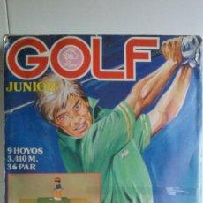 Juguetes antiguos y Juegos de colección: JUEGO/GOLF JUNIOR DE RIMA.. Lote 98887931