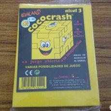 Juguetes antiguos y Juegos de colección: COCOCRASH AMARILLO PRECINTADO . Lote 99059687