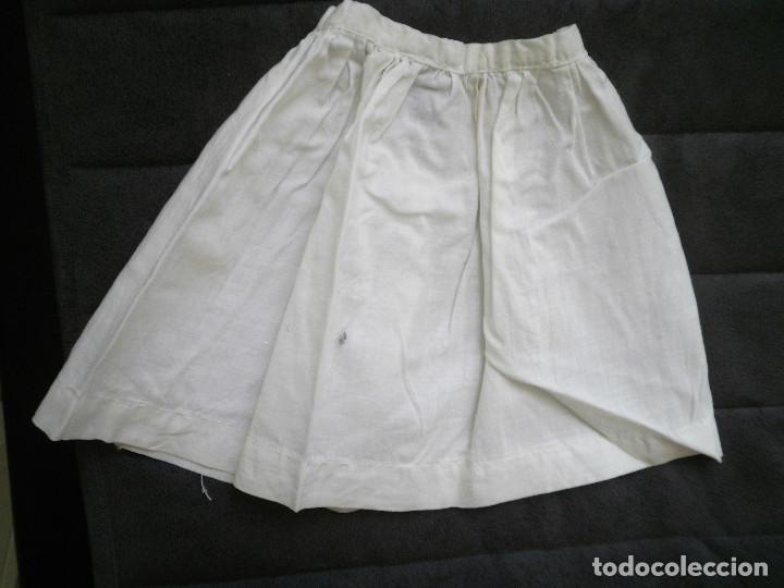 FALDA (Juguetes - Vestidos y Accesorios Muñeca Extranjera Antigua)