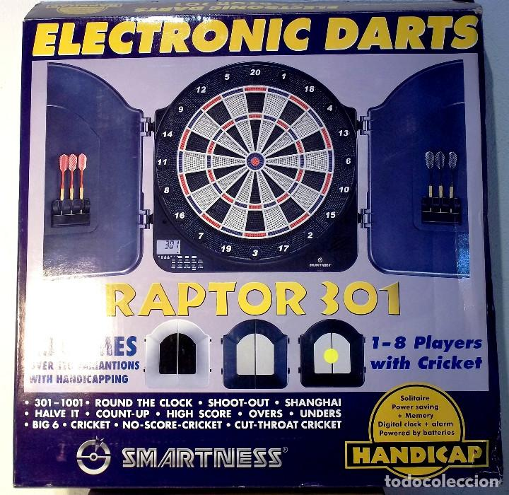 Electronic Darts Raptor 301 Dardos Sin Us Buy Other Old Toys