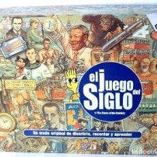 Juguetes antiguos y Juegos de colección: EL JUEGO DEL SIGLO - COMPLETO -. Lote 101363311