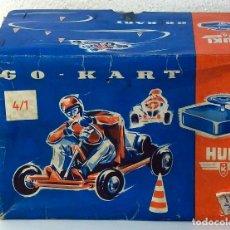 Juguetes antiguos y Juegos de colección: JUGUETE - GO KART - HUKI - CAJA ORIGINAL - . Lote 101365391