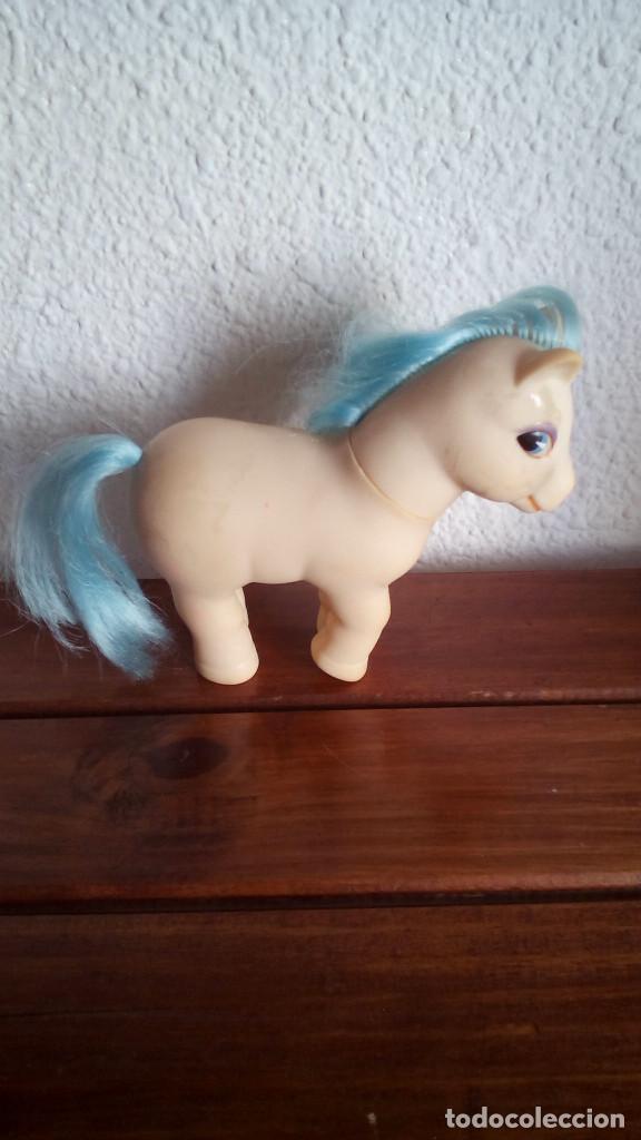 Pony Azul Pony Caballo Barriguitas Azul Pony Caballo Pelo Pelo Caballo Barriguitas W2IbeHEYD9