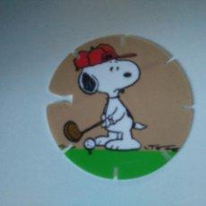 Juguetes antiguos y Juegos de colección: TAZO SNOOPY CAPS - GREFUSA #31. Lote 102765423