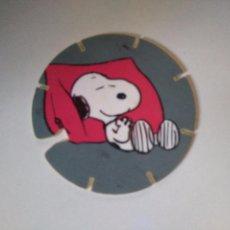 Juguetes antiguos y Juegos de colección: TAZO SNOOPY CAPS - GREFUSA #41. Lote 102765607