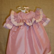 Vestido para muñeca antigua