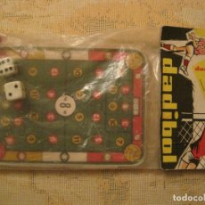 Juguetes antiguos y Juegos de colección: DADIBOL FUTBOLIN FABRICACION ESPAÑOLA AÑOS 50-60. Lote 118455394
