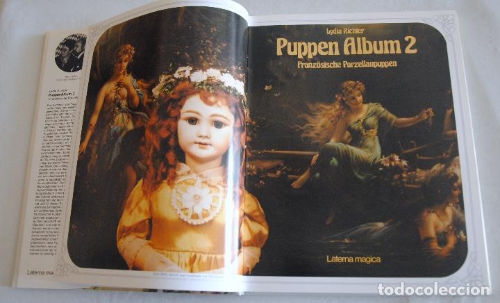 Juguetes antiguos y Juegos de colección: FRANZÖSISCHEN PORZELLANPUPPEN-Lydia Richter-Puppen Album 2 - Foto 2 - 103854983