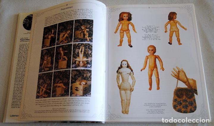 Juguetes antiguos y Juegos de colección: FRANZÖSISCHEN PORZELLANPUPPEN-Lydia Richter-Puppen Album 2 - Foto 3 - 103854983