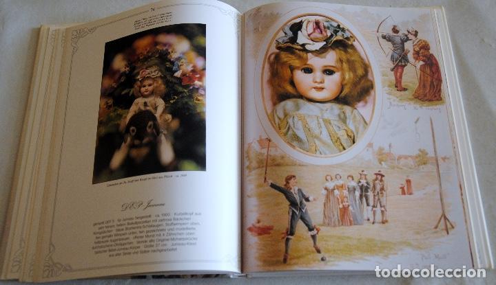Juguetes antiguos y Juegos de colección: FRANZÖSISCHEN PORZELLANPUPPEN-Lydia Richter-Puppen Album 2 - Foto 4 - 103854983