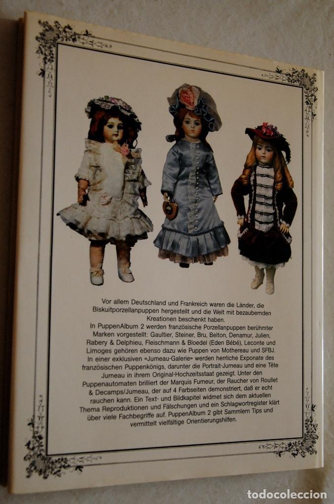 Juguetes antiguos y Juegos de colección: FRANZÖSISCHEN PORZELLANPUPPEN-Lydia Richter-Puppen Album 2 - Foto 5 - 103854983