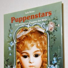 Juguetes antiguos y Juegos de colección: PUPPENSTARS -LYDIA RICHTER-PUPPEN ALBUM 6. Lote 103855735