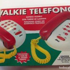Juguetes antiguos y Juegos de colección: WALKIE TELEFONO IMC. Lote 104003219