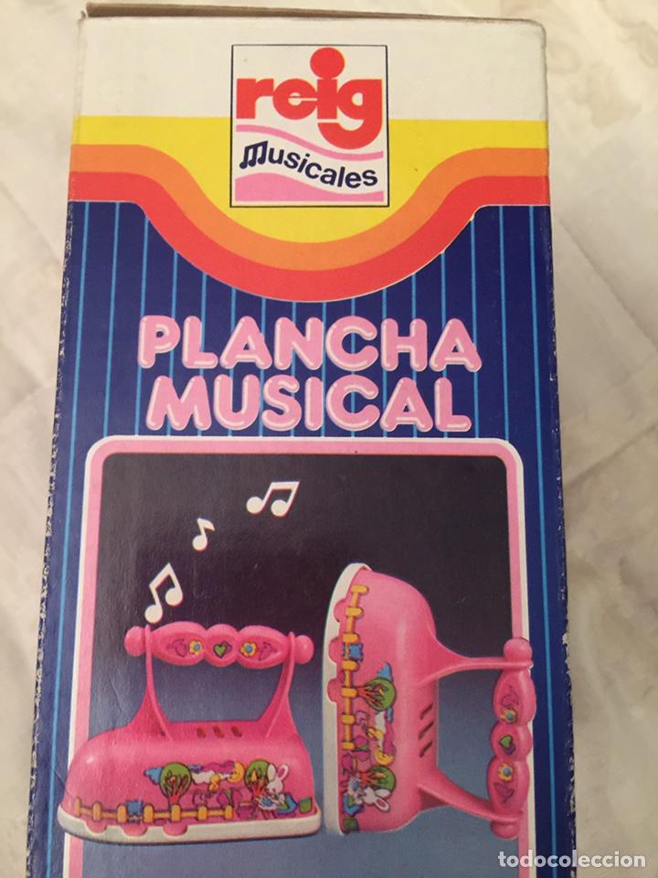JUGUETE PLANCHA MUSICAL 70 (Juguetes - Varios)