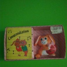 Juguetes antiguos y Juegos de colección: RARO JUGUETE MUSICAL AÑOS 80. Lote 105945067