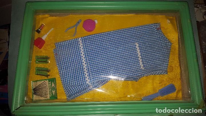 Juguetes antiguos y Juegos de colección: ANTIGUO EQUIPO DE PELUQUERIA Y MANICURA - Foto 6 - 105947283