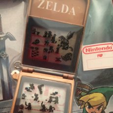 Juguetes antiguos y Juegos de colección: MINI GAME AND WATCH ZELDA NINTENDO. Lote 188523995