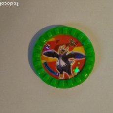 Juguetes antiguos y Juegos de colección: TAZO POKÉMON ROKS - #09 9 EMPOLEON - MATUTANO. Lote 175985573