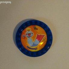 Juguetes antiguos y Juegos de colección: TAZO POKÉMON ROKS - #28 CHIMECHO - MATUTANO. Lote 106097275