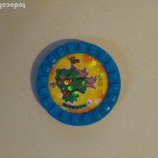 Juguetes antiguos y Juegos de colección: TAZO POKÉMON ROKS - #32 MISDREAVUS - MATUTANO. Lote 106097471