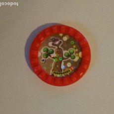 Juguetes antiguos y Juegos de colección: TAZO POKÉMON ROKS - #18 SUDOWOODO - MATUTANO. Lote 106097563