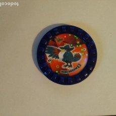 Juguetes antiguos y Juegos de colección: TAZO POKÉMON ROKS - #35 HONCHKROW - MATUTANO. Lote 106097775