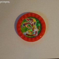 Juguetes antiguos y Juegos de colección: TAZO POKÉMON ROKS - #06 6 INFERNAPE - MATUTANO. Lote 106097903