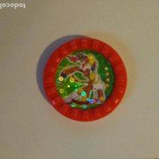 Juguetes antiguos y Juegos de colección: TAZO POKÉMON ROKS - #06 6 INFERNAPE - MATUTANO. Lote 175985557