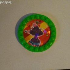 Juguetes antiguos y Juegos de colección: TAZO POKÉMON ROKS - #33 MISMAGIUS - MATUTANO. Lote 106097943