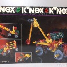 Juguetes antiguos y Juegos de colección: JUEGO K'NEX 87 PCS (NUEVO SIN ABRIR). Lote 106476991