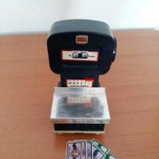 Juguetes antiguos y Juegos de colección: BALANZA CALCULADORA DE PESO - EUREKA - AÑOS 80. Lote 107430111