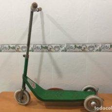 Altes Spielzeug und Spiele - PATINETE JEFE SALUDES AÑOS 50 RARISIMO - 109074015