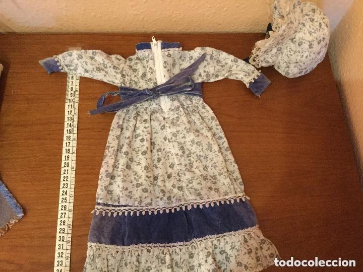 Juguetes antiguos y Juegos de colección: Vestido de época - Foto 2 - 109539443