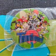 Jouets Anciens et Jeux de collection: JAPAN FRITO LAY MATUTANO CAP TAZO MENKO ROMENKO SPACE JAM MAGIC JOHNSON. Lote 110148027