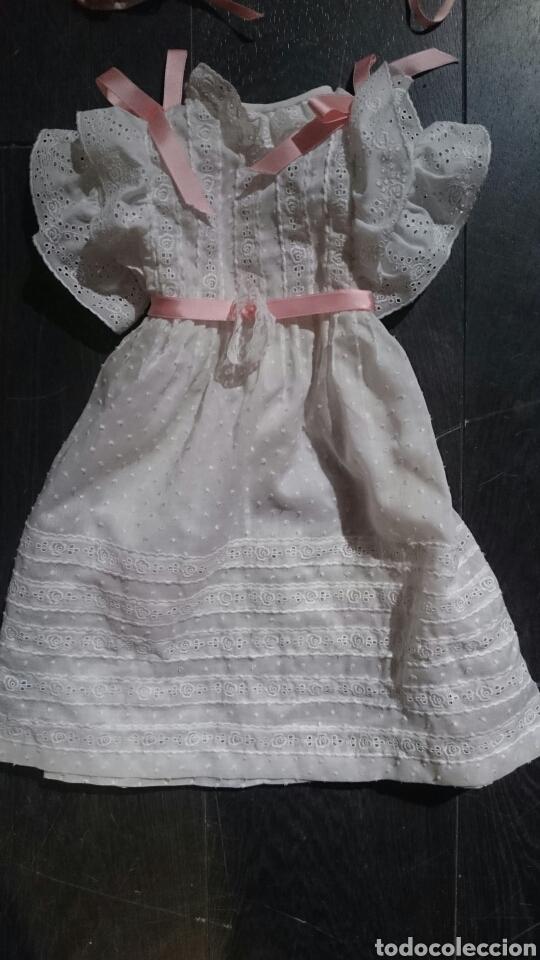 Juguetes antiguos y Juegos de colección: Vestido con Gorrito - Foto 2 - 110852283