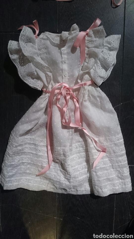 Juguetes antiguos y Juegos de colección: Vestido con Gorrito - Foto 3 - 110852283