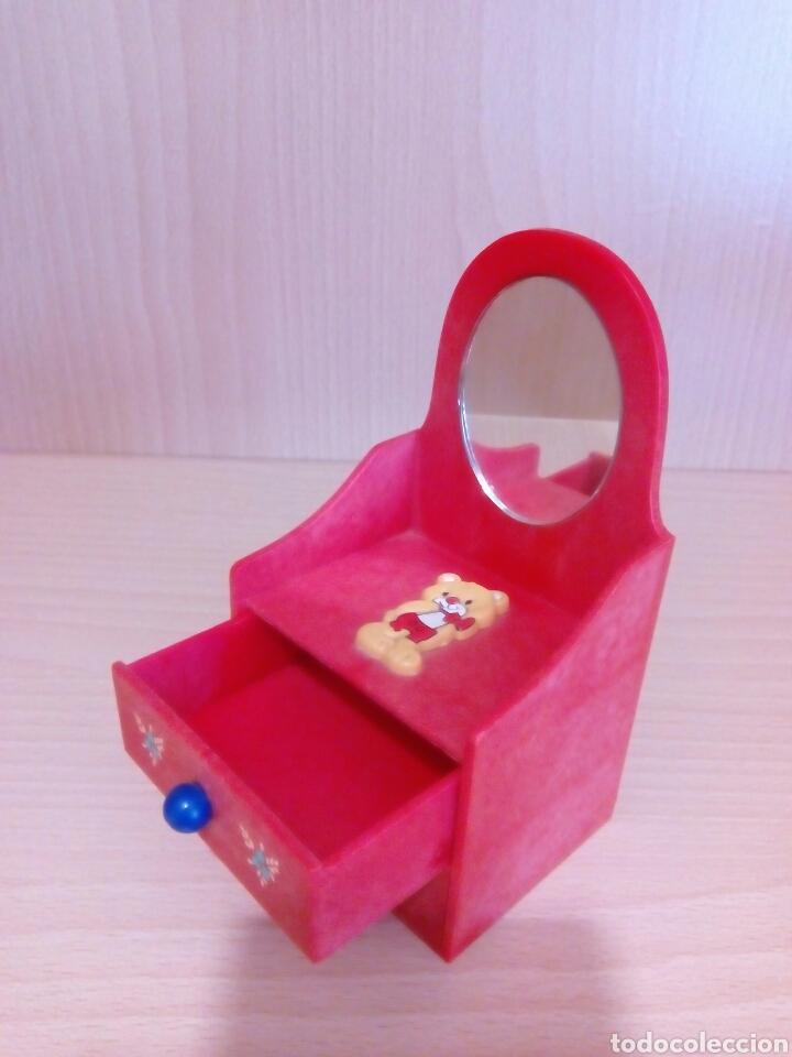 Juguetes antiguos y Juegos de colección: Mini tocador de juguete - Foto 3 - 111430420