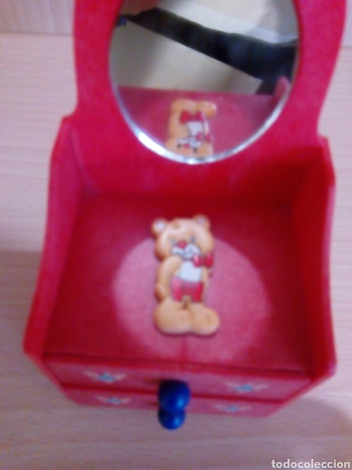 Juguetes antiguos y Juegos de colección: Mini tocador de juguete - Foto 5 - 111430420
