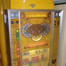 Juguetes antiguos y Juegos de colección: MÁQUINA TRAGAPERRAS ROTAMINT. ORIGINAL DE 1972 (GERMANY). Lote 111532339