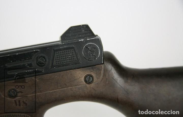 Juguetes antiguos y Juegos de colección: Arma / Escopeta de Juguete - Gonher - Fulminantes / Restallones - Funcionando - Años 70 - Foto 2 - 112306163