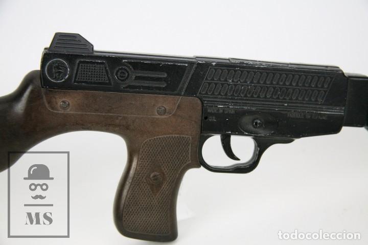 Juguetes antiguos y Juegos de colección: Arma / Escopeta de Juguete - Gonher - Fulminantes / Restallones - Funcionando - Años 70 - Foto 3 - 112306163