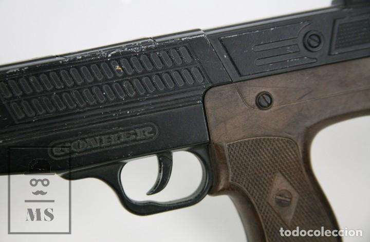 Juguetes antiguos y Juegos de colección: Arma / Escopeta de Juguete - Gonher - Fulminantes / Restallones - Funcionando - Años 70 - Foto 7 - 112306163