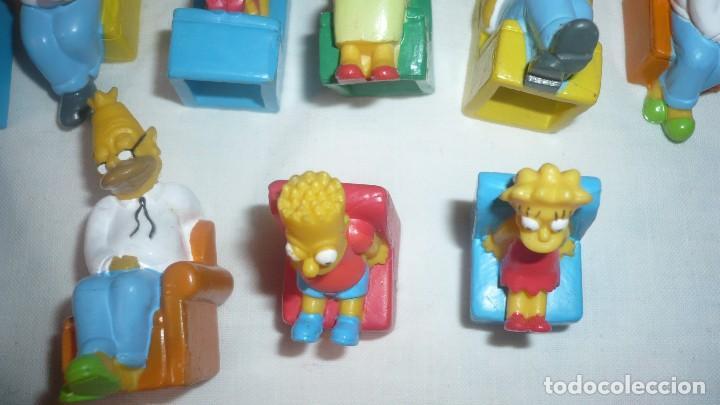 Juguetes antiguos y Juegos de colección: LOS SIMPSON EN FAMILIA - Foto 4 - 112552943
