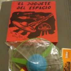 Juguetes antiguos y Juegos de colección: JUGUETE VOLADOR MISE CON CAJA ORIGINAL.. Lote 115288871