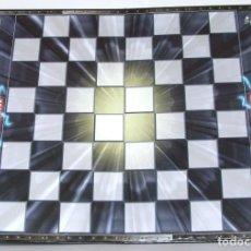 Juguetes antiguos y Juegos de colección - TABLERO DE AJEDREZ O DAMAS - SUPERHEROES - 112663047